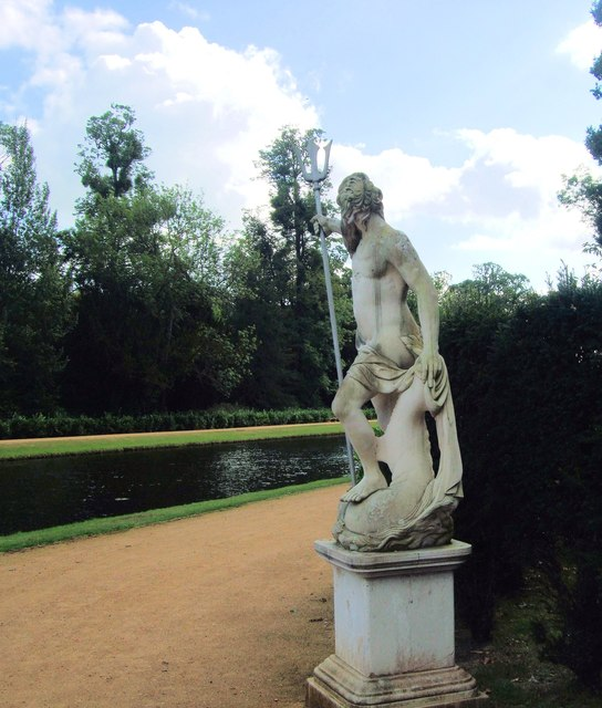 Devil Sculpture, Wrest Park