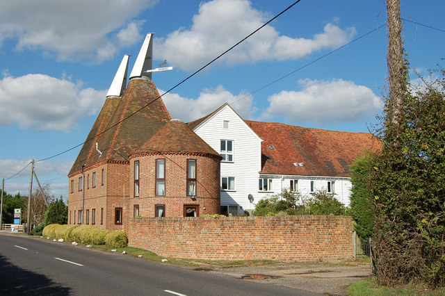 Pickhill Oast, Smallhythe Road