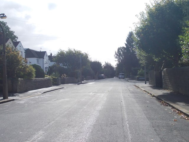 Villa Road - Park Road