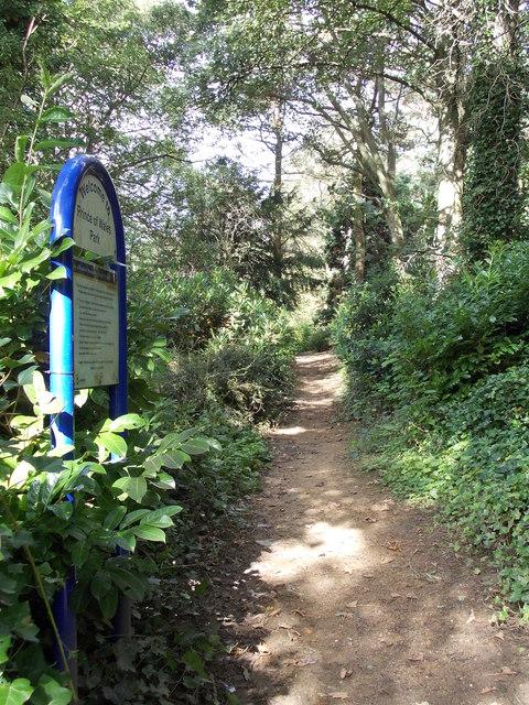 Footpath - Parkside