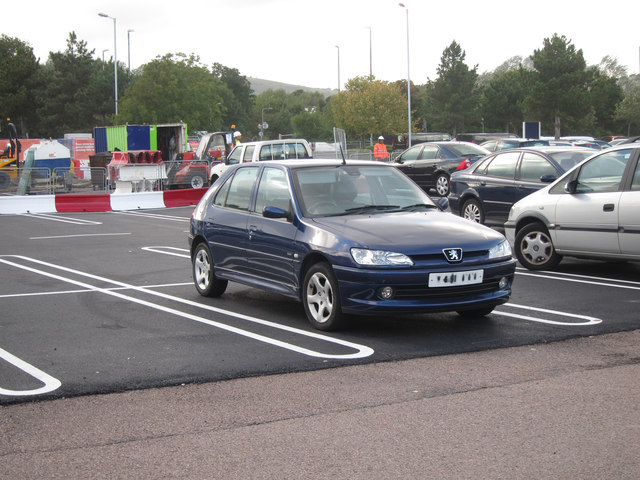 Parking at Comet