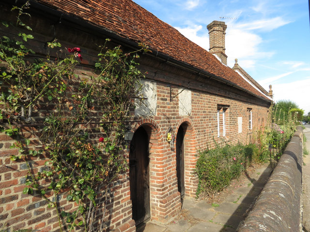 The Almshouses, High Street, Flamstead