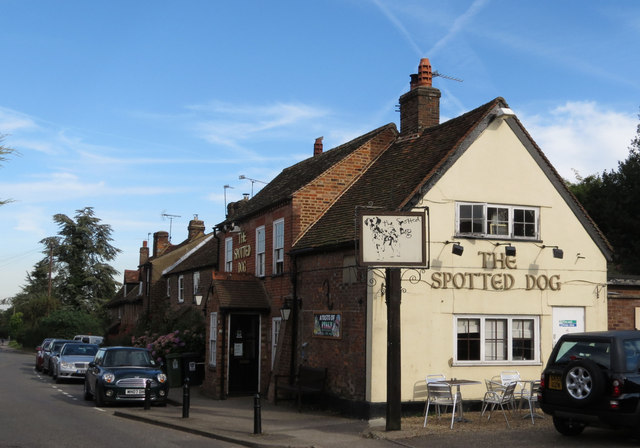 The Spotted Dog, High Street, Flamstead