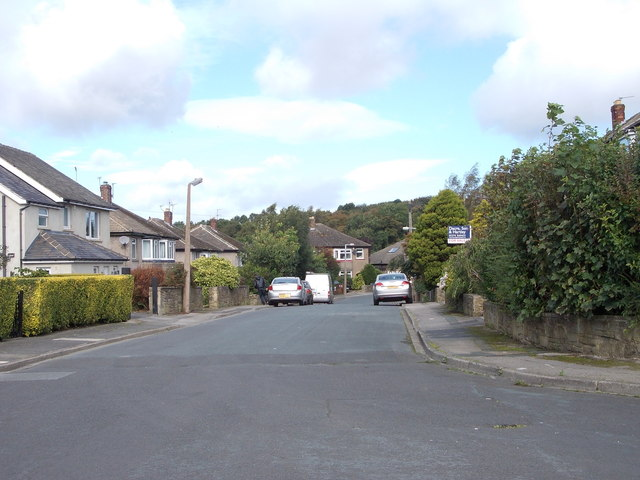 Grange Road - viewed from Cavendish Drive