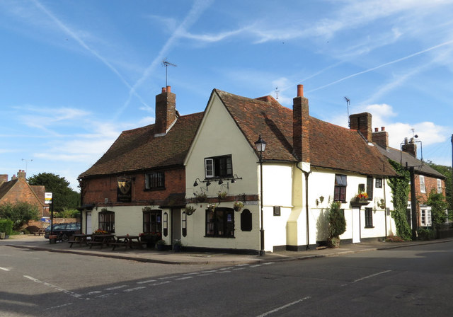 The Three Blackbirds, Flamstead