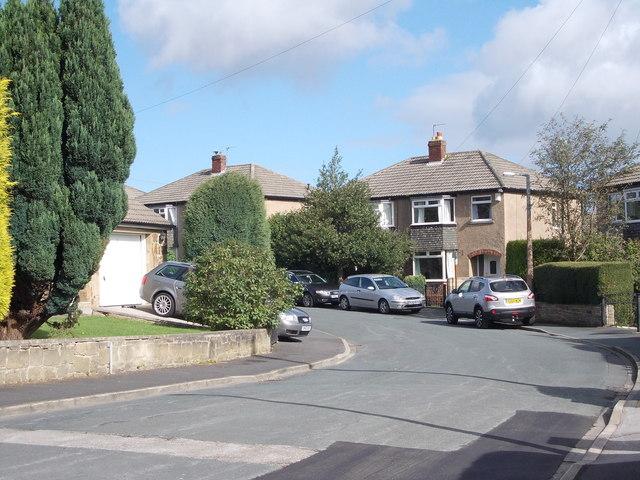Heaton Crescent - Heaton Drive