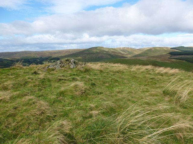 Summit of Down Hill