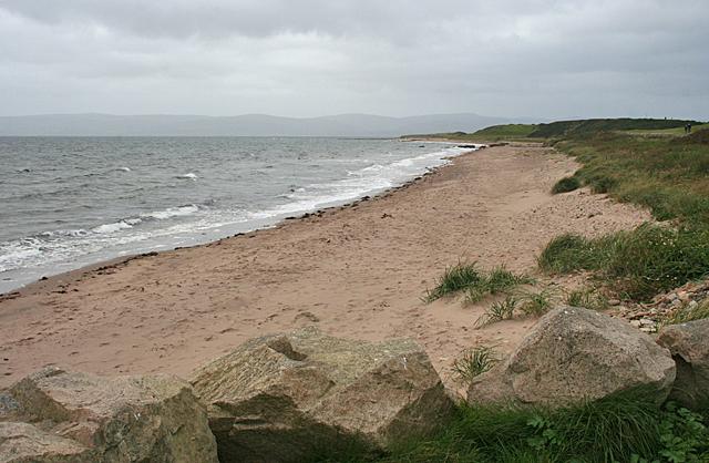 Shiskine Beach