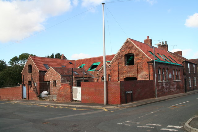 South Ferriby former Primary School