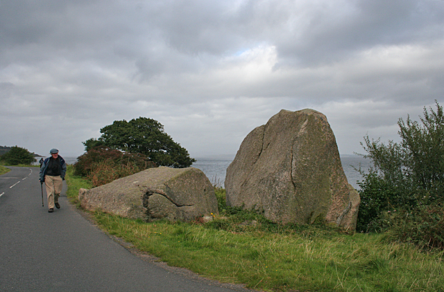 Roadside Erratics