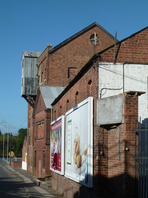 The Ice works, Worcester