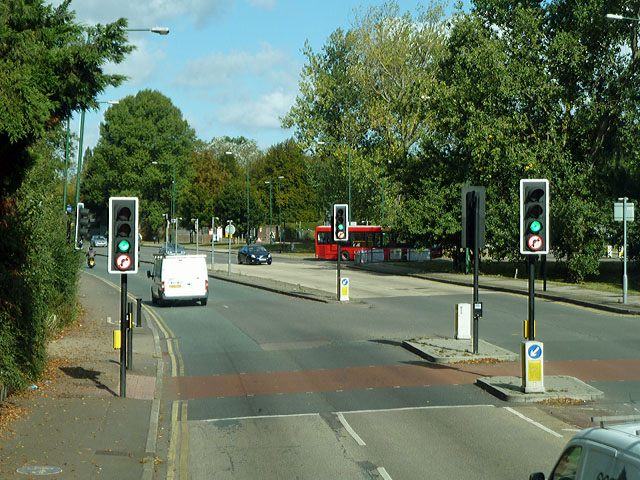Watford Road northbound