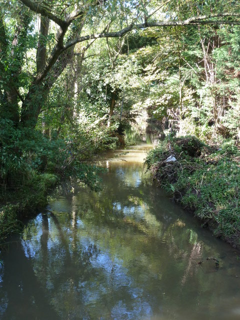 The Laugherne Brook