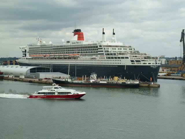 Ocean Cruise terminal, Southampton