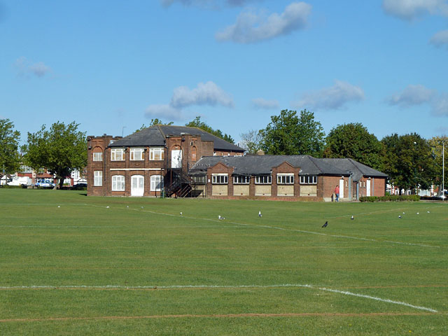 East Lane Pavilion