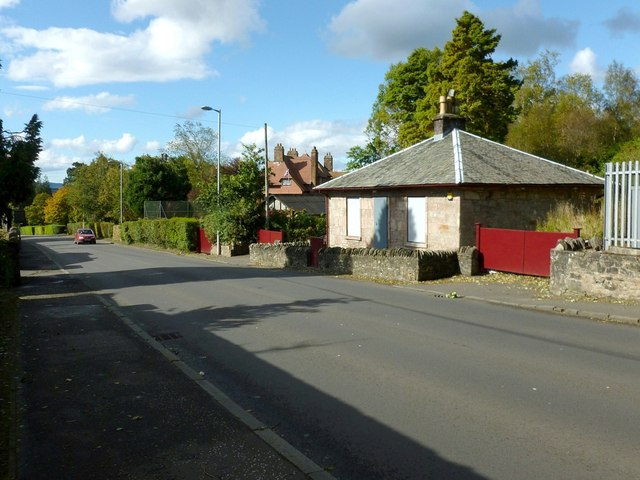 Old Millig Toll House