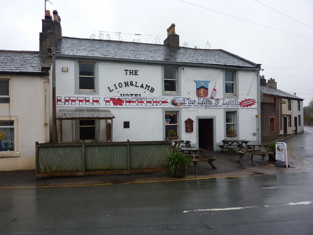 The Lion & Lamb Hotel, Gosforth
