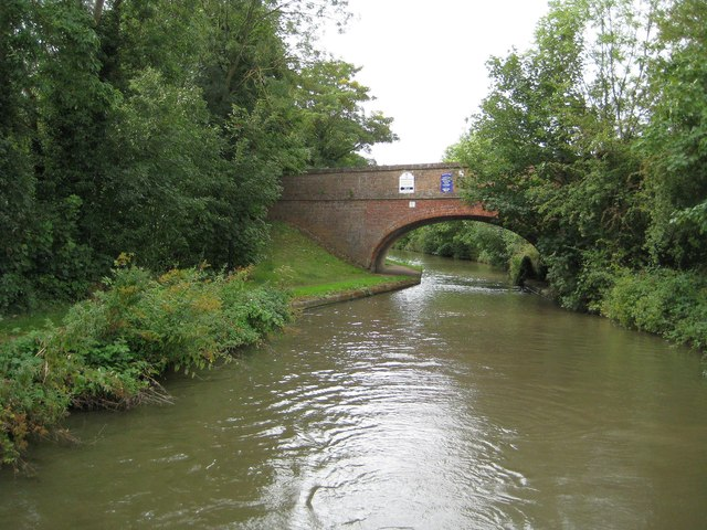 Oxford Canal: Bridge Number 51: Green's Bridge
