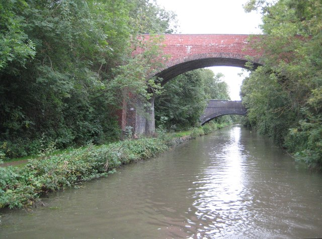 Oxford Canal: Bridge Number 52: Perkin's Bridge