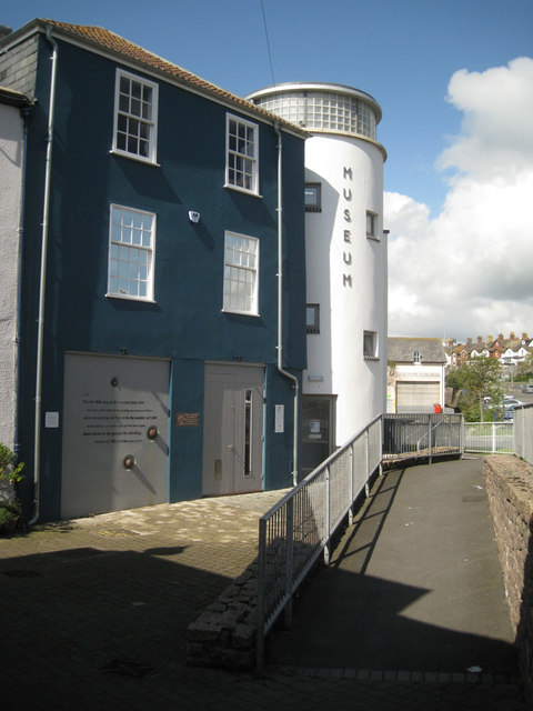 Teignmouth Museum, French Street