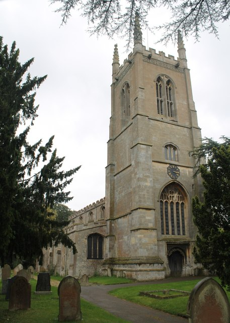 St Michael's church, Edenham