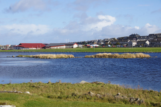 The Eye of Clickimin, Lerwick