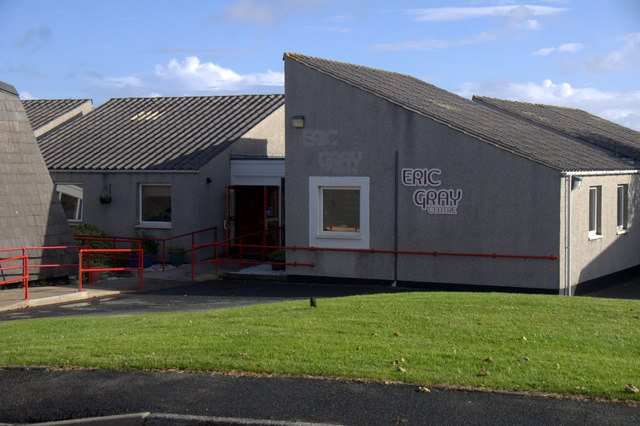 Eric Gray Centre, Kantersted Road, Lerwick