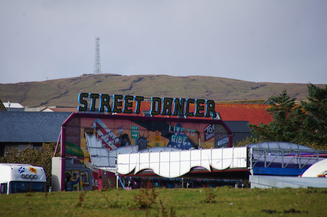 Street Dancer, Seafield, Lerwick