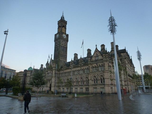 Bradford: City Hall