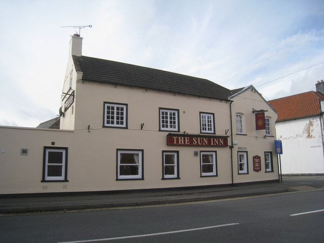 The Sun Inn, Tuxford