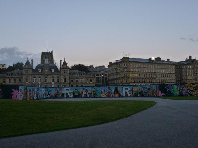Bradford: the Urban Garden