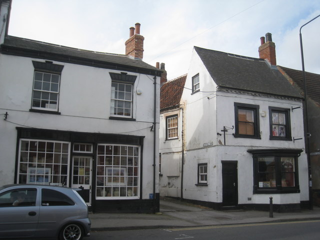 Two late Georgian properties in Tuxford