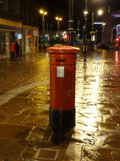 Bradford: postbox № BD1 85, Tyrell Street