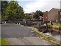 SD8700 : Rochdale Canal, Lock#70, Newton Heath by David Dixon