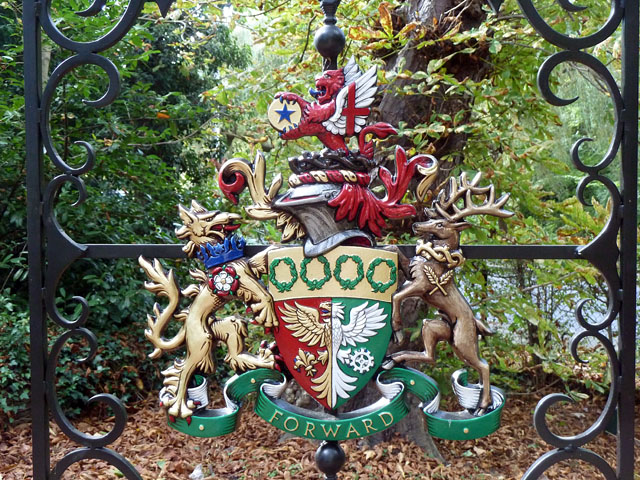 London Borough of Hillingdon coat of arms