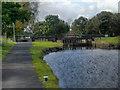 SD8700 : Rochdale Canal, Lock#71 (Shears Lock) by David Dixon