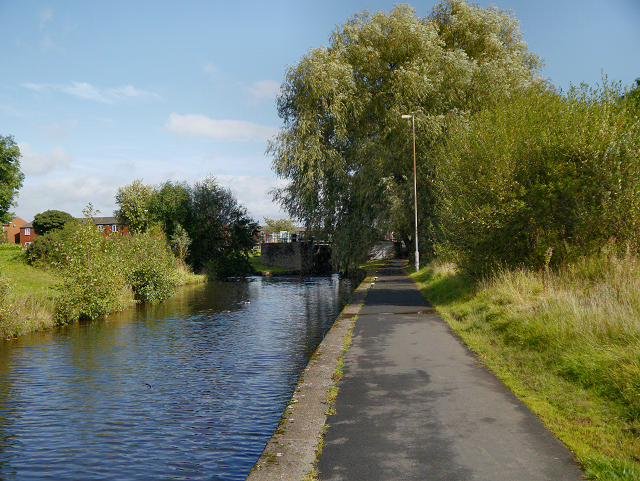 Rochdale Canal at Newton Heath