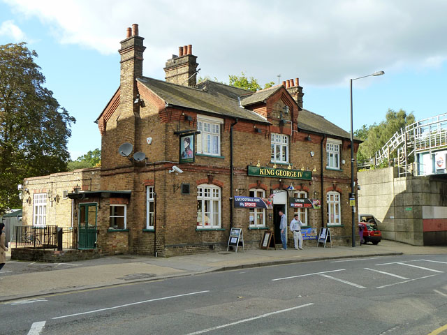 The King George IV, Pinner