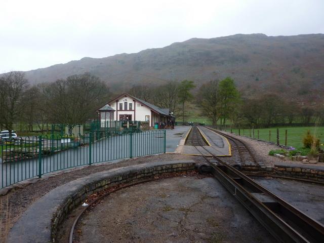 Dalegarth Station, Ravenglass & Eskdale Railway