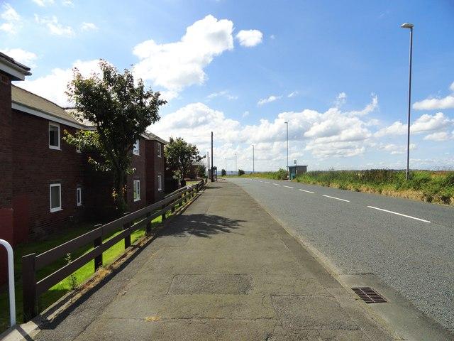 Lobleyhill Road , Byermoor
