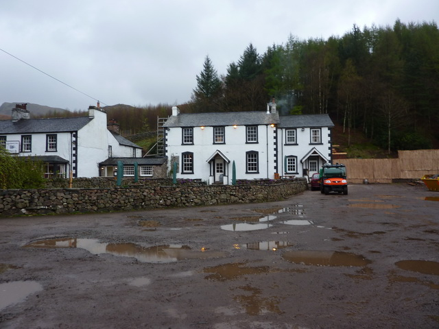 The Hardknott Bar and Cafe