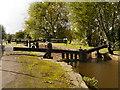 SJ8599 : Rochdale Canal, Coalpit Middle Lock by David Dixon