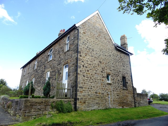 Old stone house at Byermoor