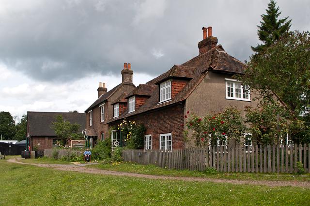 Dapdune Cottage