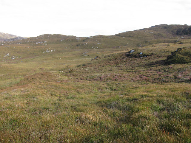South Uist moorland