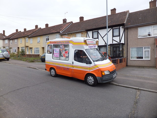 A 'stop me and buy one' whilst you can van