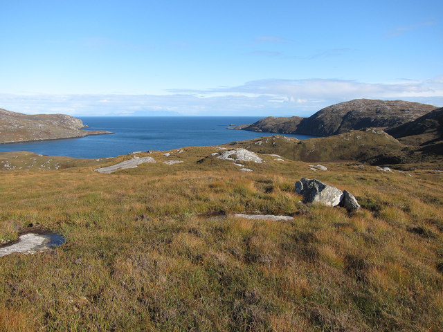 Mouth of Loch Eynort