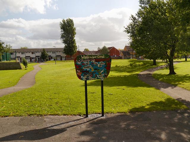 Victoria Mill Park, Miles Platting