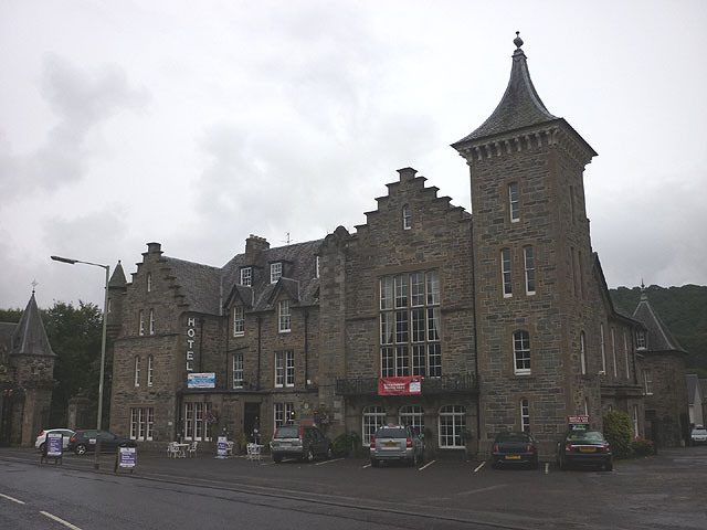 The Birnam Hotel