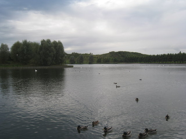 The Lake, Doncaster Lakeside